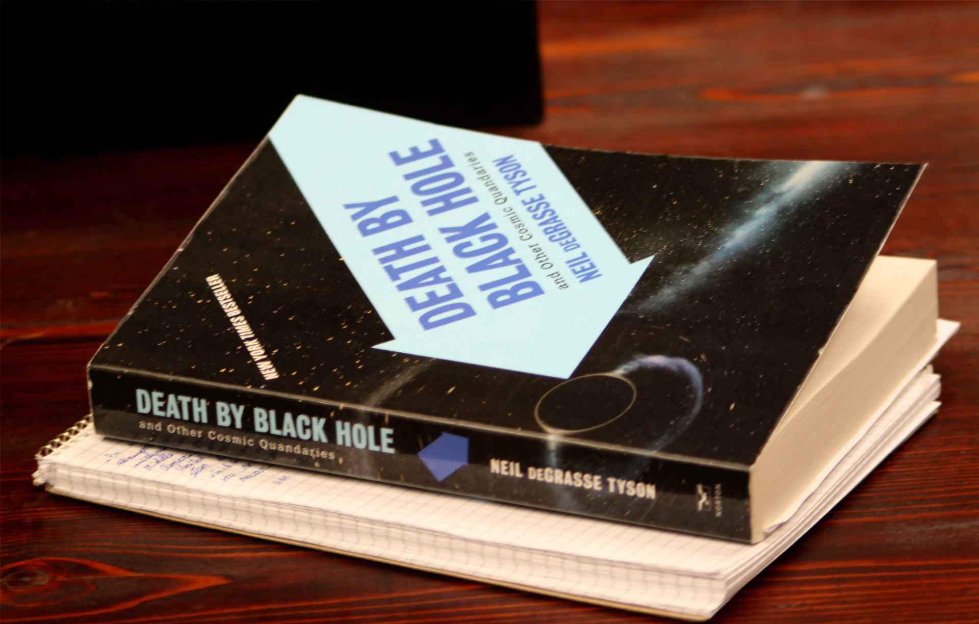 Death by Black Hole Neil - Pics about space