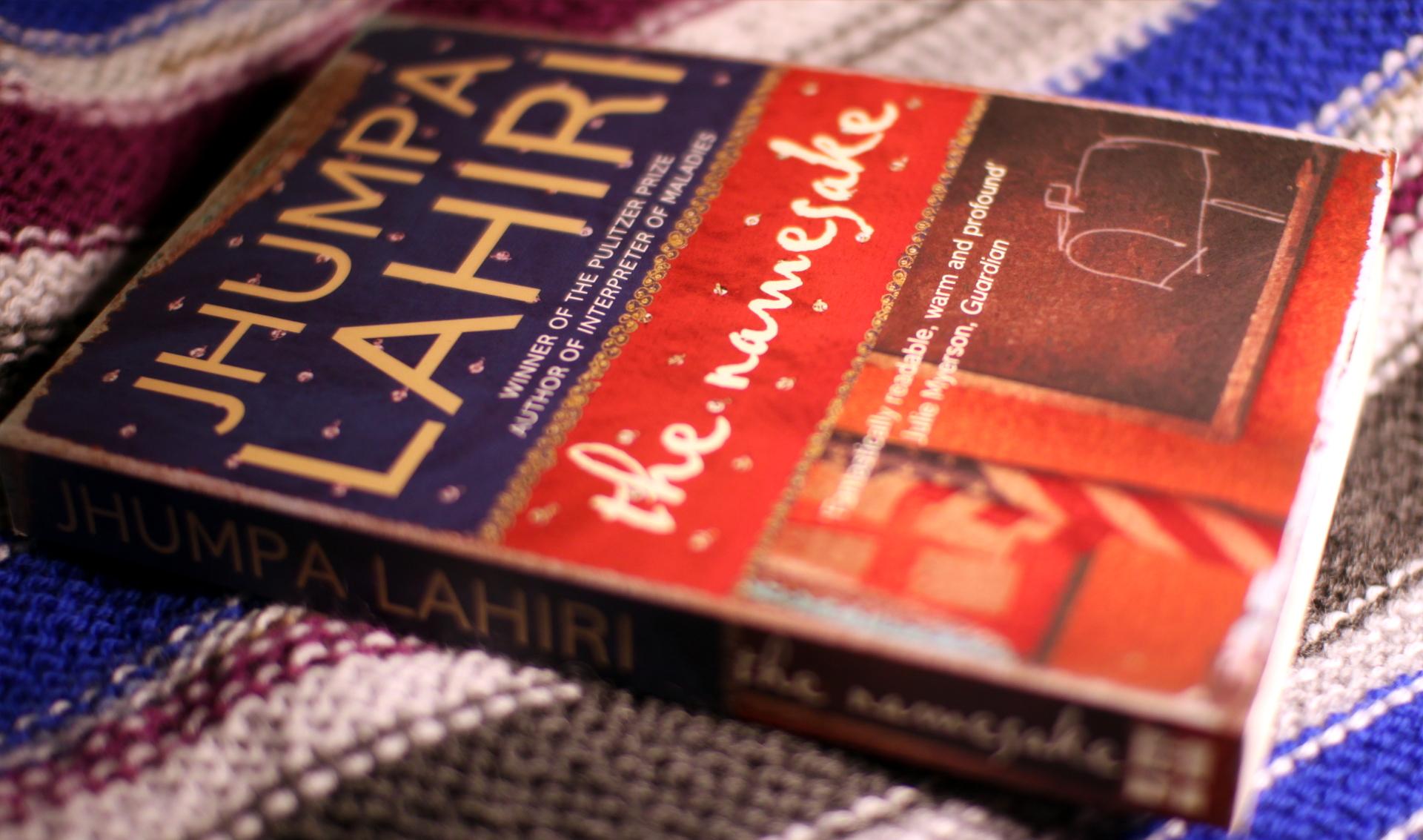 Book 82: The Namesake by Jhumpa Lahiri   Books Come First