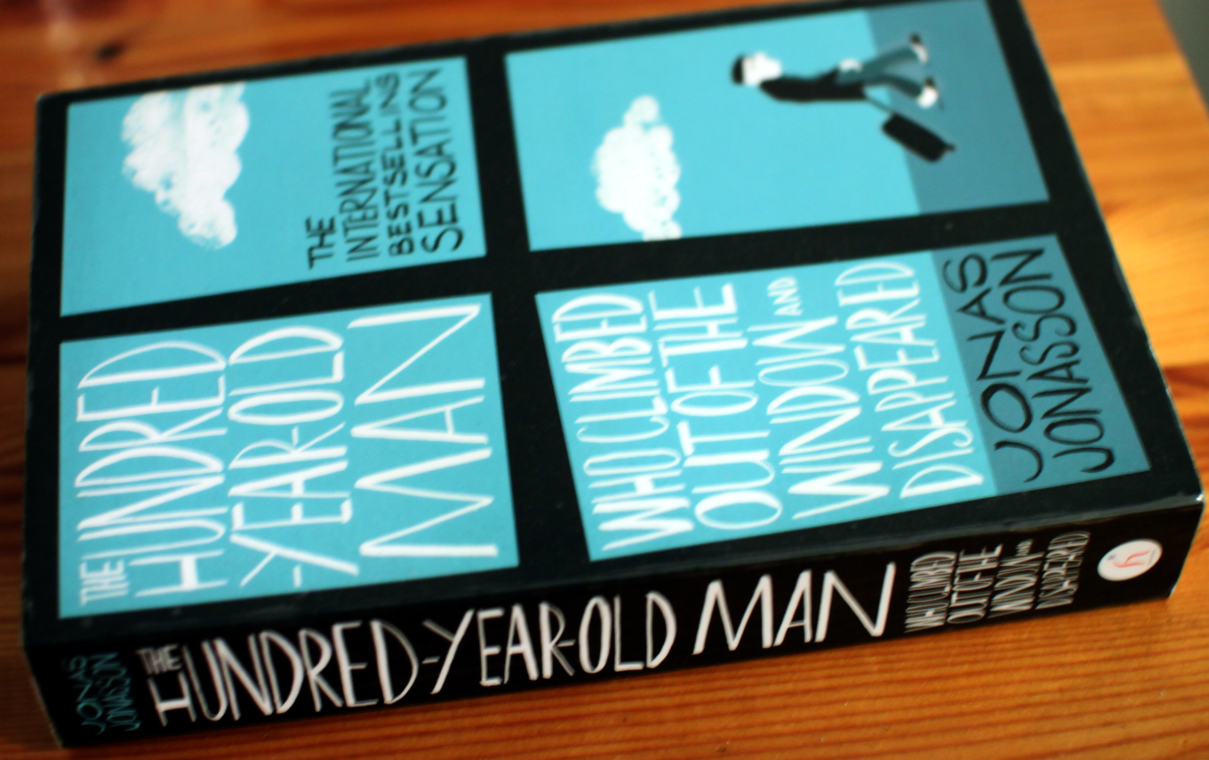 Book 91 the hundred year old man who climbed out of the for 100 year old man that jumped out the window