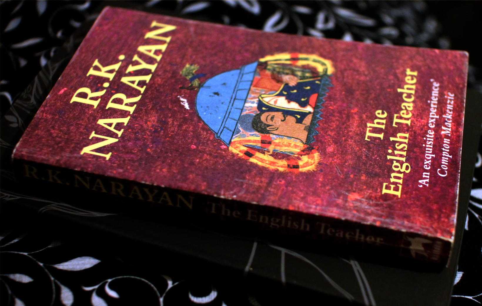 Toasted english r k narayan