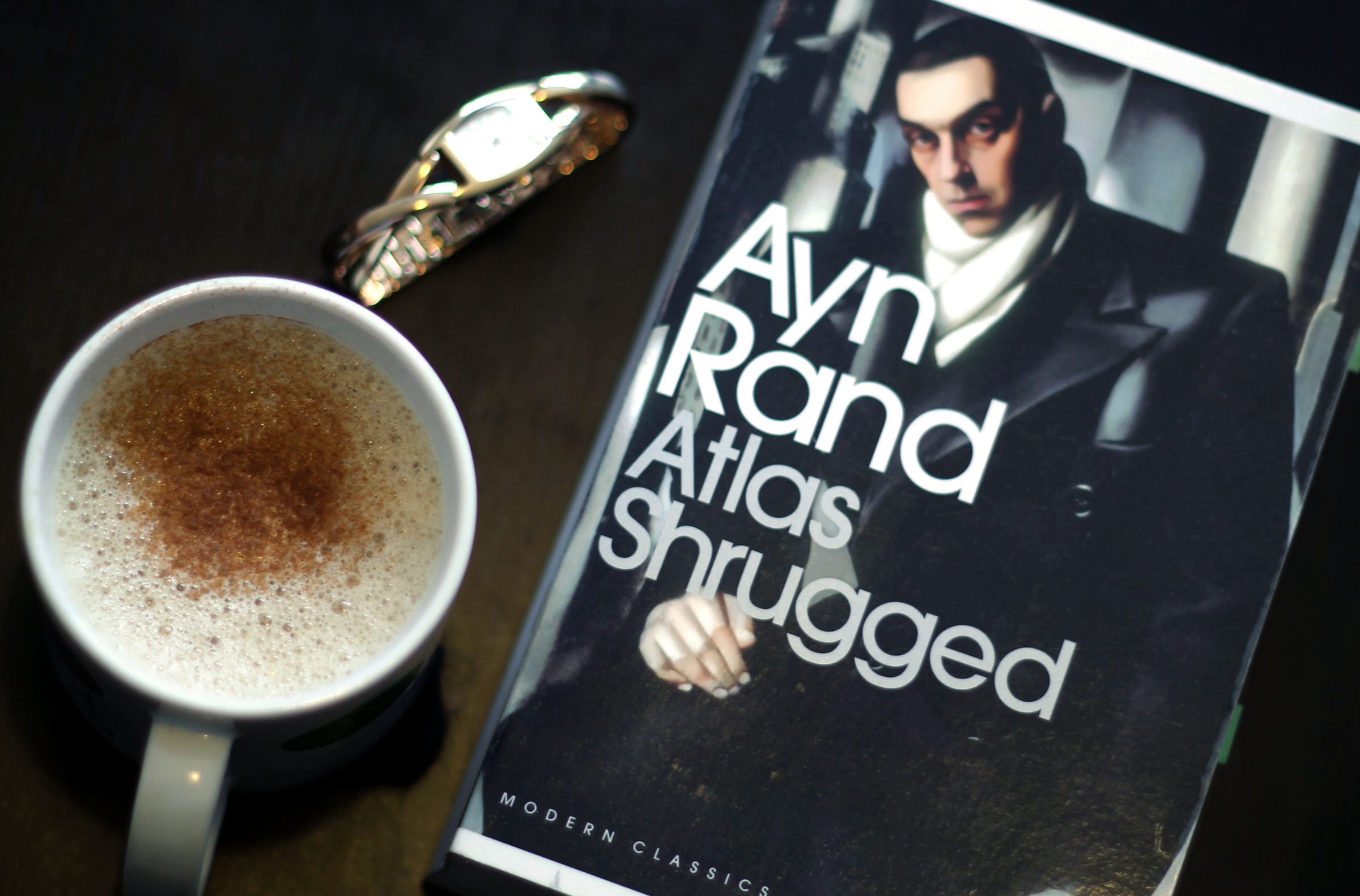 atlas shrugged by ayn rand The paperback of the atlas shrugged: (centennial edition) by ayn rand at barnes & noble free shipping on $25 or more.